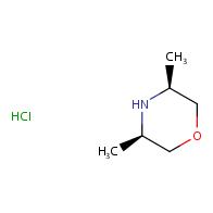 cis-3,5-dimethylmorpholine hydrochloride