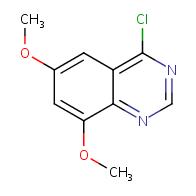 4-chloro-6,8-dimethoxyquinazoline