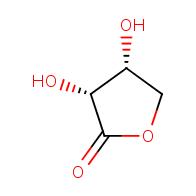 (3R,4R)-3,4-dihydroxyoxolan-2-one