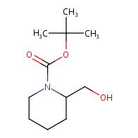 tert-Butyl 2-(hydroxymethyl)piperidine-1-carboxylate