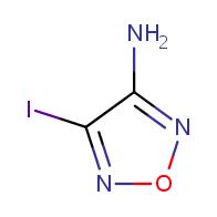 4-iodo-1,2,5-oxadiazol-3-amine