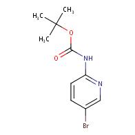 tert-butyl 5-bromopyridin-2-ylcarbamate
