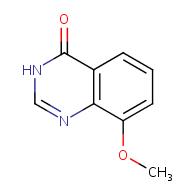 4(3H)-Quinazolinone,8-methoxy-