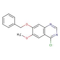 7-(benzyloxy)-4-chloro-6-methoxyquinazoline