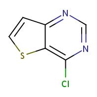 4-chlorothieno[3,2-d]pyrimidine