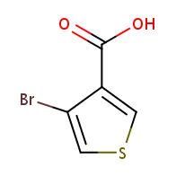 4-bromothiophene-3-carboxylic acid