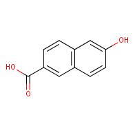 6-hydroxynaphthalene-2-carboxylic acid