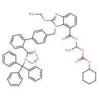 1-(((Cyclohexyloxy)carbonyl)oxy)ethyl 2-ethoxy-1-((2