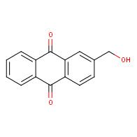 2-(hydroxymethyl)anthracene-9,10-dione