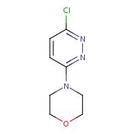 4-(6-Chloropyridazin-3-yl)morpholine