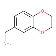 6-(Aminomethyl)-1,4-benzodioxane