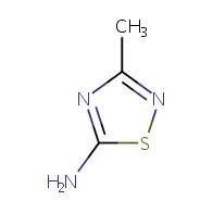 5-Amino-3-methyl-1,2,4-thiadiazole