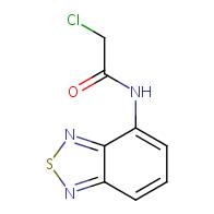 N-2,1,3-benzothiadiazol-4-yl-2-chloroacetamide
