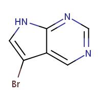 5-bromo-7H-pyrrolo[2,3-d]pyrimidine
