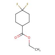 ethyl 4,4-difluorocyclohexane-1-carboxylate