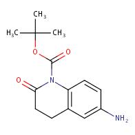 tert-butyl 6-amino-2-oxo-1,2,3,4-tetrahydroquinoline-1-carboxylate