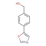 (4-(Oxazol-5-yl)phenyl)methanol