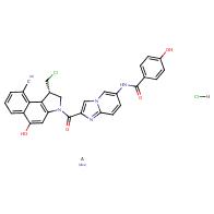 Seco-DUBA hydrochloride