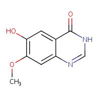 6-hydroxy-7-methoxy-3,4-dihydroquinazolin-4-one