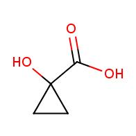 1-hydroxycyclopropane-1-carboxylic acid