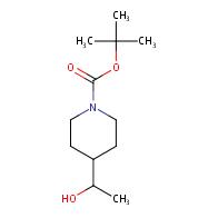 tert-butyl 4-(1-hydroxyethyl)piperidine-1-carboxylate
