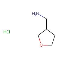 oxolan-3-ylmethanamine hydrochloride