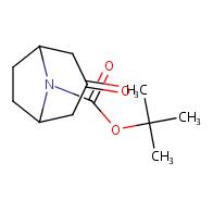 tert-butyl 3-oxo-8-azabicyclo[3.2.1]octane-8-carboxylate