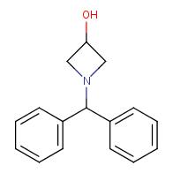 1-(diphenylmethyl)azetidin-3-ol