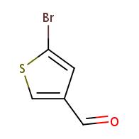 5-bromothiophene-3-carbaldehyde