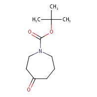 tert-butyl 4-oxoazepane-1-carboxylate