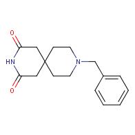 9-benzyl-3,9-diazaspiro[5.5]undecane-2,4-dione