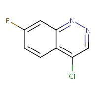 4-chloro-7-fluorocinnoline
