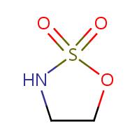 1,2,3-oxathiazolidine 2,2-dioxide
