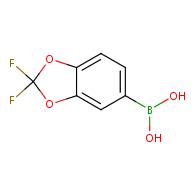 (2,2-difluoro-2H-1,3-benzodioxol-5-yl)boronic acid