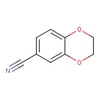 2,3-dihydrobenzo[b][1,4]dioxine-6-carbonitrile