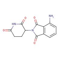 4-amino-2-(2,6-dioxopiperidin-3-yl)isoindoline-1,3-dione