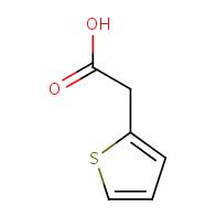 2-(thiophen-2-yl)acetic acid