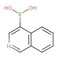isoquinolin-4-yl-4-boronic acid