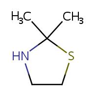 2,2-Dimethylthiazolidine