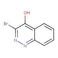 3-bromocinnolin-4-ol
