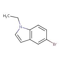 5-Bromo-1-ethyl-1H-indole