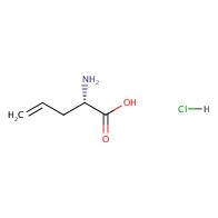 (S)-2-Aminopent-4-enoic acid hydrochloride