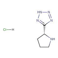 5-[(2R)-pyrrolidin-2-yl]-2H-1,2,3,4-tetrazole hydrochloride