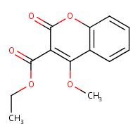 ethyl 4-methoxy-2-oxo-2H-chromene-3-carboxylate