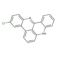 3-Chloro-8H-quinolino[4,3,2-kl]acridine