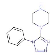 1-(1-Phenyl-1H-tetrazol-5-yl)piperazine