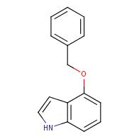 4-Benzyloxyindole
