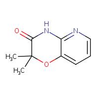 2,2-dimethyl-2H,3H,4H-pyrido[3,2-b][1,4]oxazin-3-one