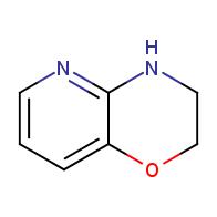 3,4-Dihydro-2H-pyrido[3,2-b]-1,4-oxazine