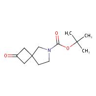 tert-butyl 2-oxo-6-azaspiro[3.4]octane-6-carboxylate